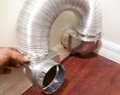 Dryer Vent Transition Installation $39 (most homes). Metal ... & Services and Pricing « Extreme Clean Dryer Vent Cleaning